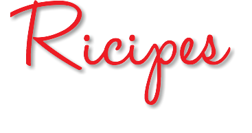 Ricipes